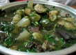 Wild egg-plant soup – an Ede special dish in Daklak