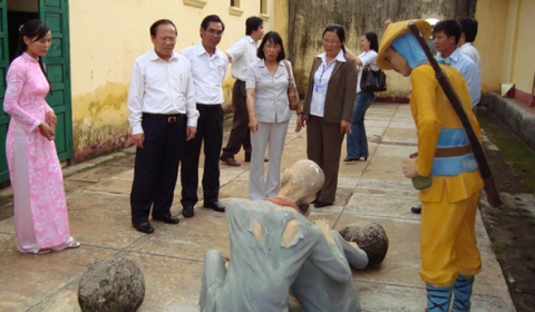 Buon Ma Thuot penitentiary named national special relic site