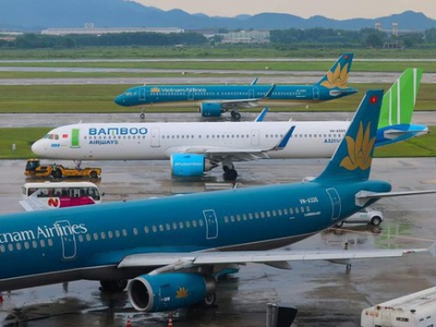 International flights to Vietnam halted for two weeks from April 1