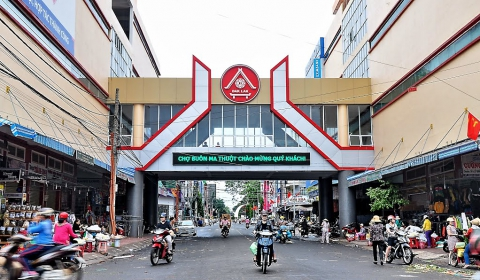 Markets and Super Markets in Buon Ma Thuot City