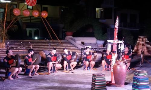 Lịch biểu diễn văn hóa Cồng chiêng phục vụ Nhân dân địa phương và du khách năm 2019