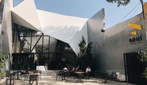 Điểm tên 5 quán cà phê đẹp rụng tim và lên hình cực đẹp tại Buôn Ma Thuột .