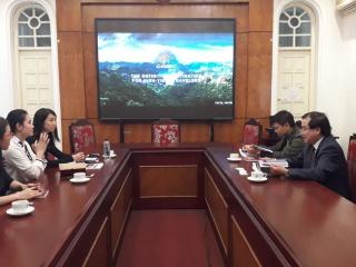 Kênh truyền hình CNBC mong muốn hợp tác xúc tiến quảng bá du lịch Việt Nam