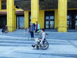 """Du lịch cho người khuyết tật: Để """"không ai bị bỏ lại phía sau"""""""