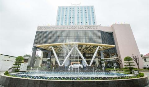 Khách sạn 5 sao tại Buôn Ma Thuột