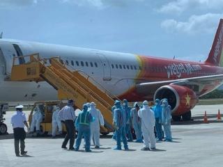 Khách Hàn Quốc tại Đà Nẵng được đưa về nước bằng đường hàng không
