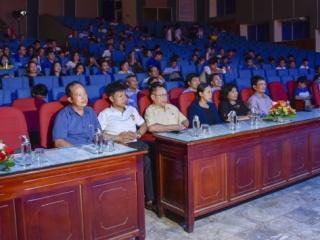 Chương trình văn nghệ chào mừng Đại hội đại biểu Đảng bộ Sở văn hóa, Thể thao và Du lịch
