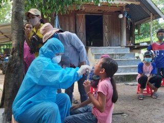 Central Highlands struggles to combat spread of diphtheria, COVID-19