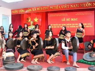 Bảo tồn và phát huy hiệu quả văn hóa cồng chiêng ở Đắk Lắk