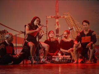 Lầu đầu tiên diễn ra Liên hoan văn hóa cồng chiêng tỉnh Đắk Lắk