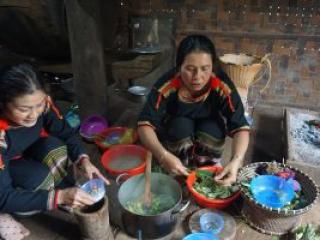 Bảo tồn ẩm thực truyền thống của người Êđê