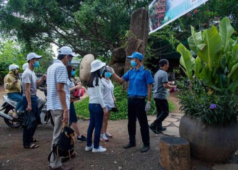 Đắk Lắk tăng cường thực hiện các biện pháp phòng, chống dịch COVID-19 trong lĩnh vực văn hóa, thể thao và du lịch