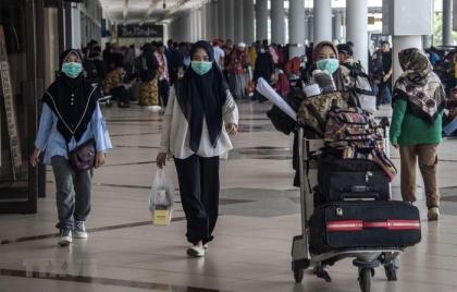 Indonesia cho phép du khách 18 nước nhập cảnh từ ngày 14/10